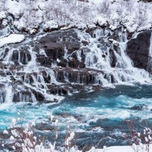 Hraunfossar, Borgarfjordur