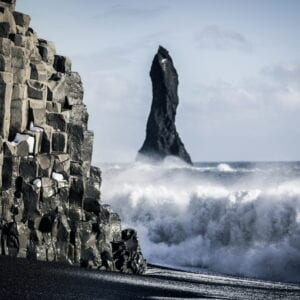 Reynisfjara in the South Coast